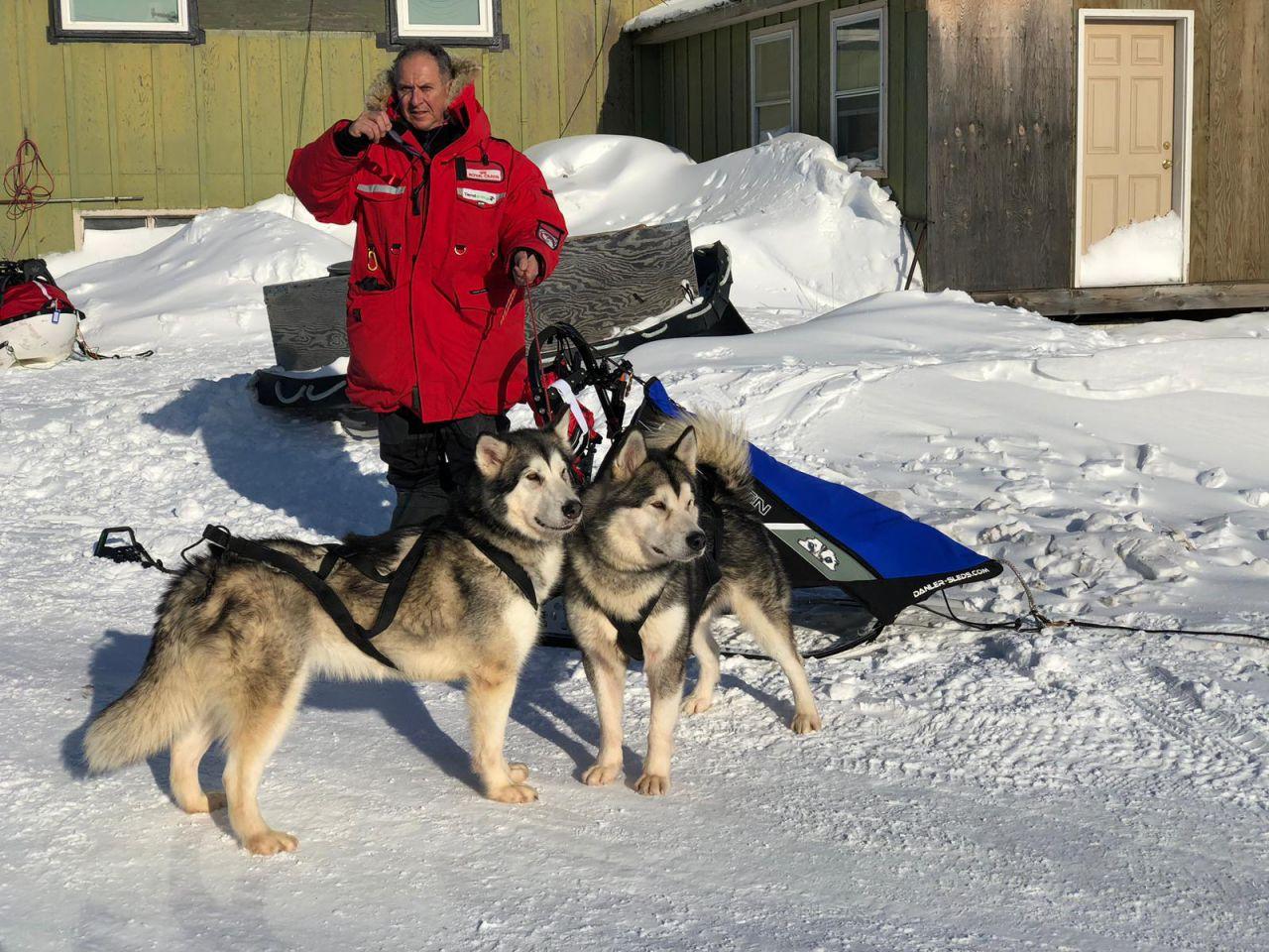 Manuel Calvo culminará en Alaska la última aventura de Félix Rodríguez de la Fuente