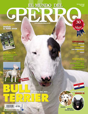 Portada El Mundo del Perro nº 362 / Mayo 2010