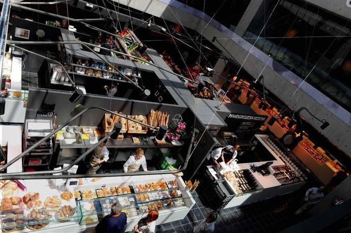 El Mercado de San Antón celebra la fiesta de las mascotas