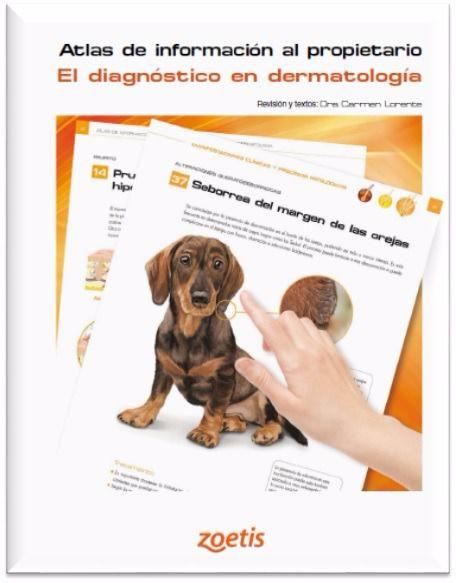 Atlas: El diagnóstico en dermatología.