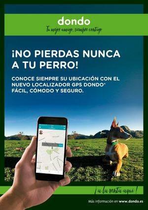 Dondo, un GPS de �ltima generaci�n para localizar a tu mascota a trav�s del m�vil