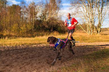 Valladolid acogerá el primer circuito de carreras de deportistas acompañados con perros