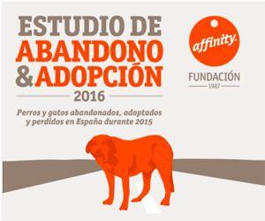 Se presenta el Estudio Fundación Affinity sobre el Abandono y la Adopción de Animales de Compañía en España 2016