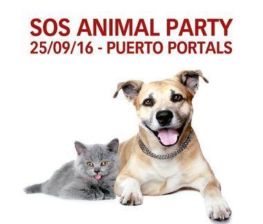 La fiesta 'SOS Animal' vuelve a Puerto portals en su XIV edición