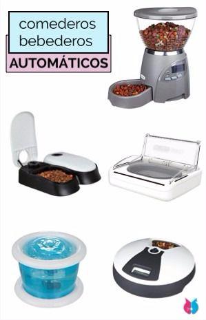 Comederos automáticos