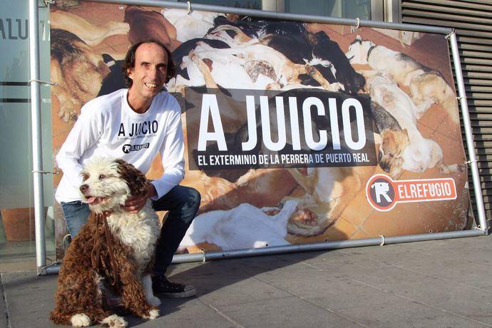 Se celebra en Cádiz, el primer juicio contra una perrera en España
