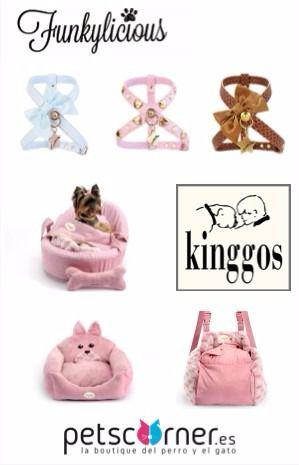 Nueva Colección de Funkylicious y Kinggos