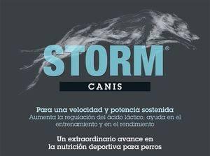 Suplemento nutricional STORM CANIS