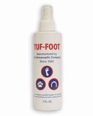 Endurecedor y tratamiento de almohadillas plantares TUF-FOOT