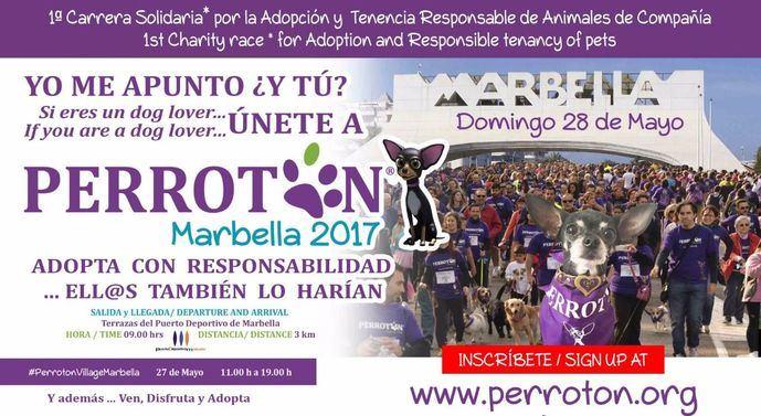 1ª Carrera solidaria por la adopción y tenencia responsable de animales de compañía