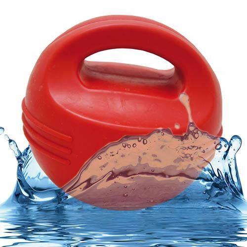 Pelota flotante con asa