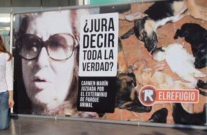 La Audiencia Provincial de Málaga condena a la Exterminadora de Parque Animal, Carmen Marín, a 3 años y 9 meses de cárcel