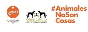 #AnimalesNoSonCosas recibe el respaldo del ministro de Justicia Rafael Catalá