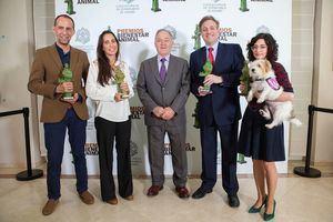 El Colegio de Veterinarios de Madrid refuerza el liderazgo de la profesión en el bienestar animal con sus premios anuales
