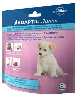 La familia ADAPTIL® con el nuevo ADAPTIL® Junior