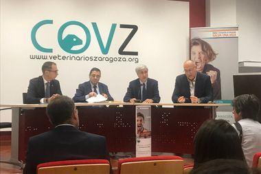 Cae el 40% la tasa vacunación de rabia en los perros de Aragón, un problema de salud pública
