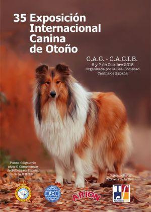 XXXV Exposición Internacional Canina de Otoño de la RSCE