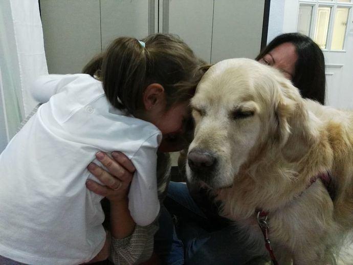 30 niños con discapacidad mejoran su autonomía y competencias gracias a perros de terapia y dentro de programas impulsados por Zoetis