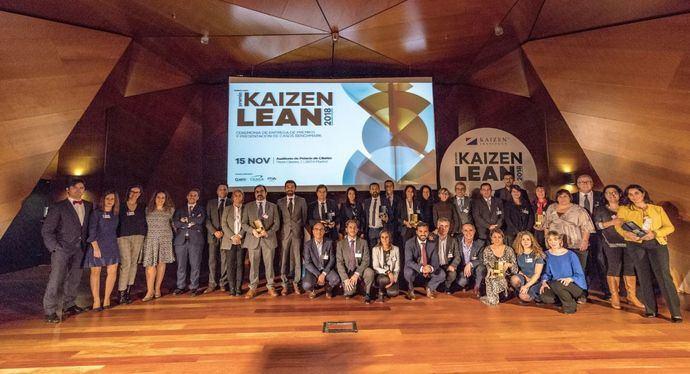 """La planta de producción de Zoetis recibe el premio Kaizen Lean 2018 a la """"Excelencia en Sistema de Mejora Continua"""""""