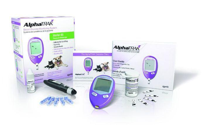 Nuevo glucómetro portátil diseñado para animales