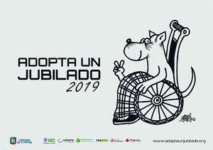 Jubi vuelve en apoyo a los Héroes de 4 Patas con el calendario solidario 2019