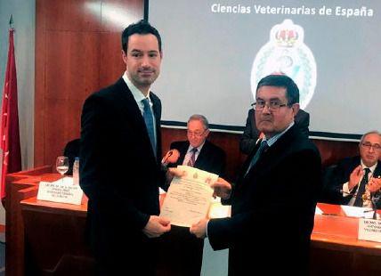Boehringer Ingelheim y la Real Academia de Ciencias Veterinarias de España entregan el V Premio a la Divulgación Científica
