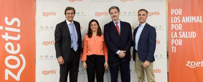 Zoetis apoya a los veterinarios municipales españoles a través de la firma de un convenio de colaboración