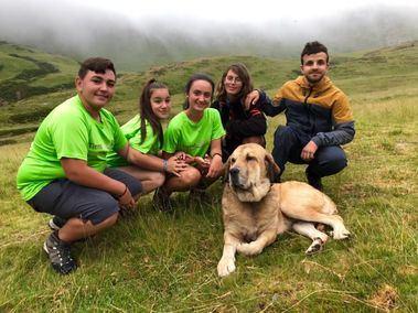 Los participantes en la expedición fueron seleccionados por AVOI como  reconocimiento a su valentía y esfuerzo por superar su enfermedad.