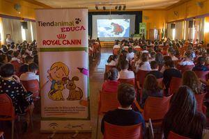 Decenas de miles de estudiantes participarán en la campaña educativa sobre medio ambiente y respeto a los animales más grande de España