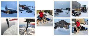 Desafío Ártico llega a Unalakleet y pone rumbo a Shaktoolik