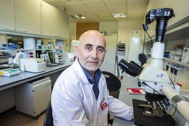 Joaquim Segalés, doctor veterinario por la Universidad Autónoma de Barcelona