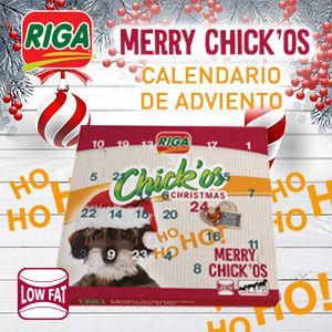 Merry Chick'os - Calendario de Adviento