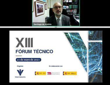Celebrado online el XIII Fórum Técnico de Veterindustria