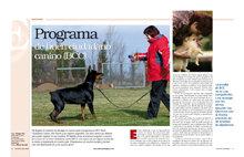 Programa de buen ciudadano canino (BCC)