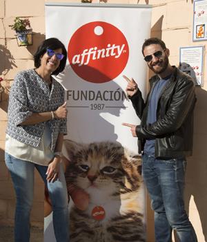 Dani Rovira y Fundación Affinity, juntos por el bienestar de los animales de compañía