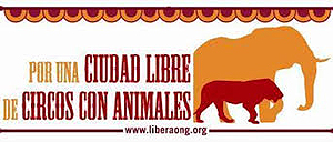 Control de animales domésticos en circos