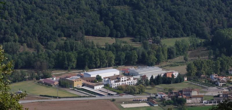 Zoetis Manufacturing & Research Spain, en Olot (Gerona)